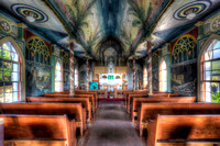 "Saint Benedict, ""The Painted Church"""